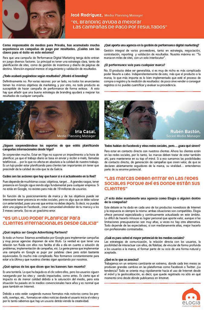 4795881484 06f239efa7 b Entrevista en la revista Imagen y Comunicación