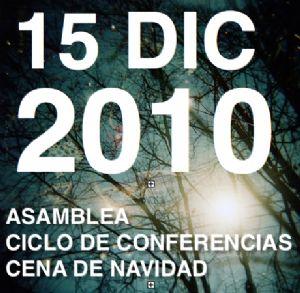 Ciclo de Conferencias de AJE Vigo