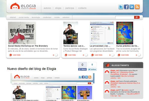 blogElogia Blog de Elogia: como el Barça, apuesta por el equipo