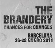 Logo de The Brandery