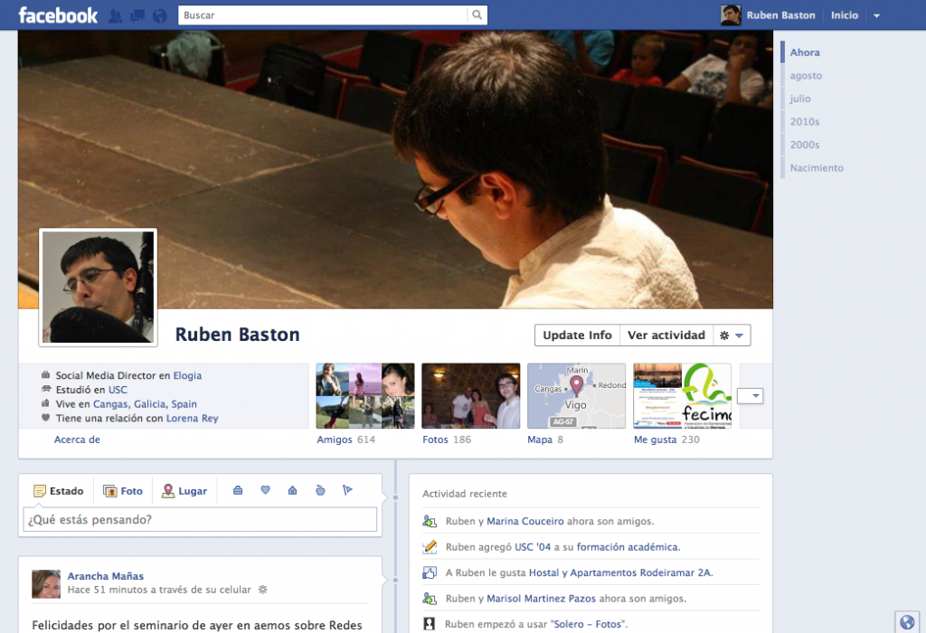 fb ruben 1024x700 Facebook retoma la iniciativa frente a Google+ con 3 grandes avances