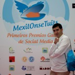 Rubén Bastón en el photocall de Mexilonsetuits 2012