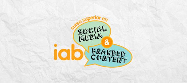 Curso Social Media Branded Content IAB
